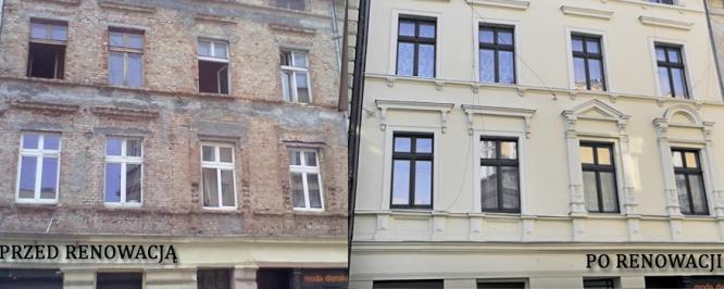 Renowacja obiektów zabytkowych
